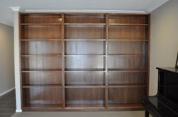 Bespoke Bookshelf