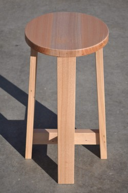 BS1 Bar stool - Mountain Ash