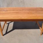 Messmate Desk featuring 40,000 year old swamp Kari