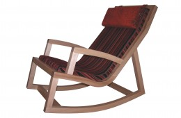 Rocking Chair & Footstool
