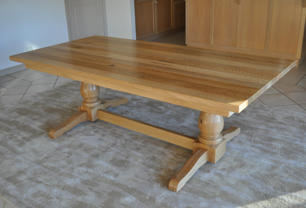 Studiohip damienhipwell recycled timber dining table eco
